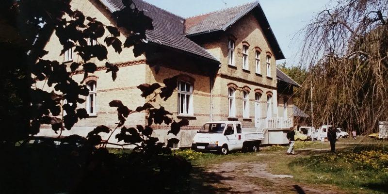 Bau des Hotel Schlösschen Zingst