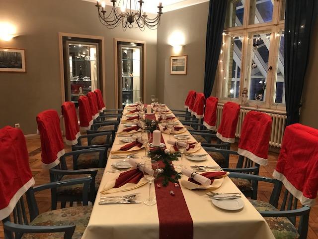 Weihnachtsfeier im Ostseeheilbad Zingst